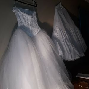Michael Angelo By David's Bridal Quinceanera Dress for Sale in Lubbock, TX