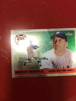 Baseball Card Mickey Mantle for Sale in Atlanta,  GA