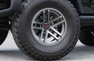 Jeep Wrangler/ gladiator rims for Sale in Henderson, NV