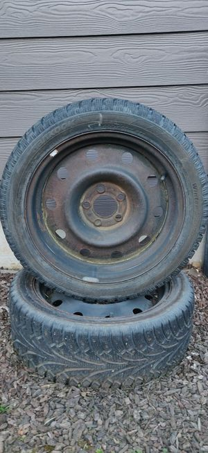 Hankook winter tires. 235/45R17. for Sale in Portland, OR