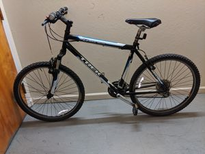 Trek mountain bike with suspension for Sale in San Leandro, CA