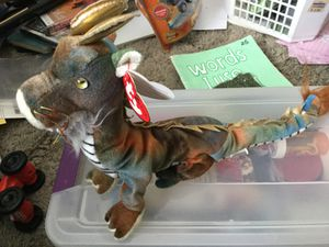 Brand new dragon beanie baby 2000 for Sale in Sunnyvale, CA