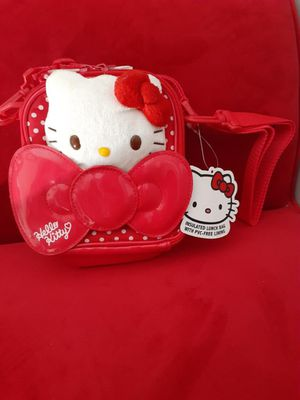 Hello kitty mini lunch bag (vintage) for Sale in Hialeah, FL
