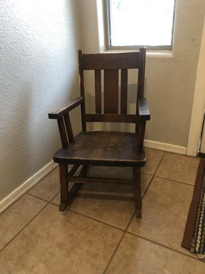 Kids rocking chair for Sale in Mesa, AZ