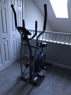 Body champ elliptical trainer for Sale in Herndon, VA