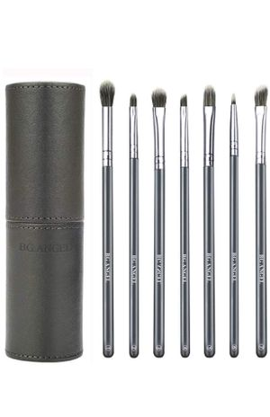 Makeup Eye Brushes 7pc Set - Premium Synthetic Eyeshadow Blending Brushes with Case BRand NeW for Sale in Cumming, GA