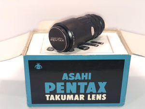 Asahi Pentax Takumar Lens for Sale in Philadelphia, PA