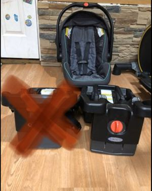 Graco car seat for Sale in Pleasant Hill, IA