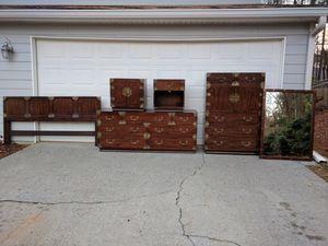 Henredon bedroom set for Sale in Duluth, GA
