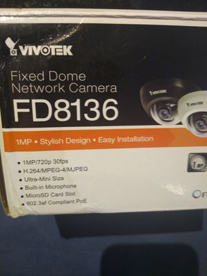 Vivotek ip cameras for Sale in Miami, FL