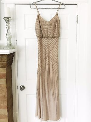 Elegant and eye catching dress for bridesmaid, prom, etc. for Sale in San Francisco, CA