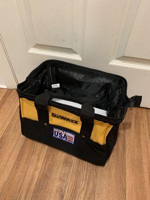 "Dewalt tool bag. 13""L 91/2""W 91/2""H. $20 firm for Sale in Bellevue, WA"