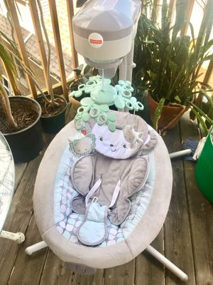 Brand New Baby Swing and Car Seat for Sale in Chicago, IL