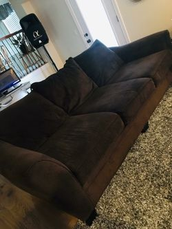 Pretty sturdy and comfortable sofa from Ashley furniture... for Sale in Eagle Mountain,  UT