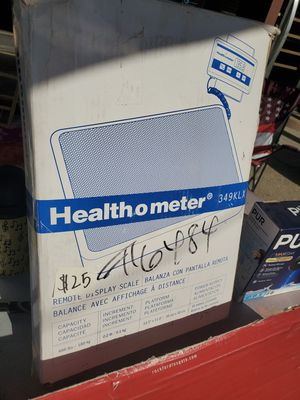 Health O meter scale⚖ for Sale in Riverside, CA