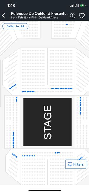 Pancho barraza tickets for Sale in Hayward, CA