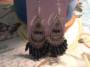 Chandelier Earrings (handmade) for Sale in Mebane, NC