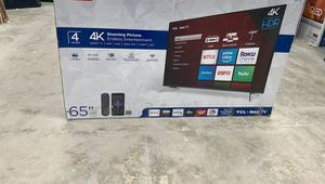 "TCL 65S423 65"" Class 4K U C4 for Sale in Webster, TX"