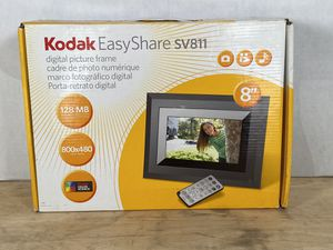 "New Kodak EasyShare SV811 8"" Digital Picture Frame for Sale in Schaumburg, IL"