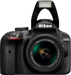 DSLR D3400 Nikon for Sale in Hawthorne, CA