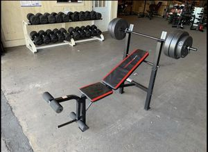 Brand New Bench Press for Sale in Long Beach, CA