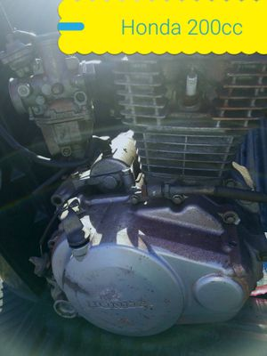 Honda 200cc 4wheeler motorcycle motor for Sale in Casselberry, FL