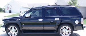 Great Shape. Chevrolet Tahoe 2004 AWDWheels! for Sale in Baltimore, MD