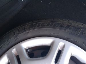 tires and rims Honda Civic 185/70R14 for Sale in Tucson, AZ