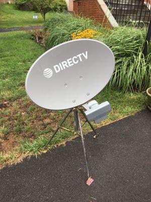 Direct TV SWIM mobile RV Portable Satellite Dish Tripod Kit for Sale in Clifton, VA