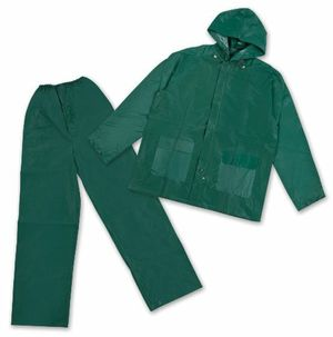Coleman Woman's PVC Rain Suit (green) for Sale in Puyallup, WA