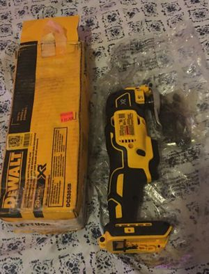 Dewalt 20 volt multi Tool for Sale in Fontana, CA