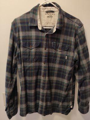 Vans Flannel Shirt for Sale in Kalamazoo, MI