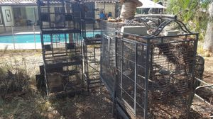 Many cages to choose from for Sale in Ramona, CA