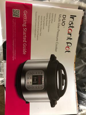 Instant pot pressure cooker for Sale in Beverly Hills, CA