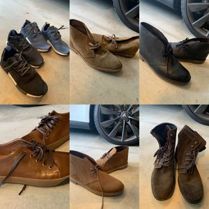 11.5 Mens Shoes. New! Clark's, Diesel, NMD Adidas, 1908 for Sale in Seattle, WA