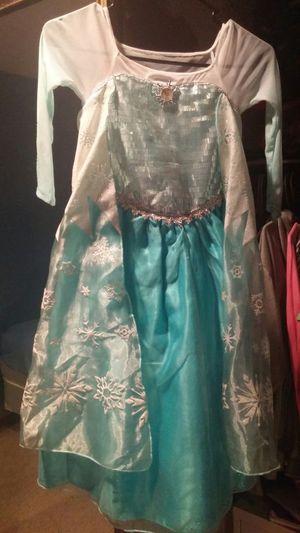 Elsa princess dress for Sale in Overland Park, KS