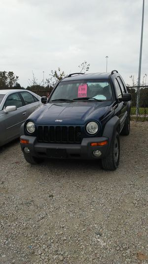 2002 Jeep Liberty $500 Down for Sale in Westerville, OH
