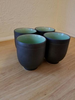 Teacup set of 4 for Sale in Boston, MA
