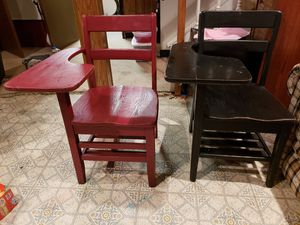Kids wood desks for Sale in Frederick, MD