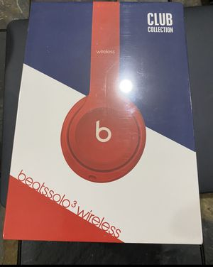 Beats solo 3 wireless headphones for Sale in Hamilton Township, NJ