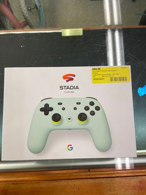 Google stadia controller for Sale in Jackson, MS
