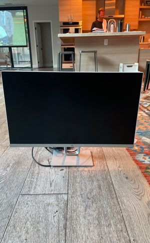 HP Pavilion 27q 27-inch QHD 2k 1440p IPS LED Monitor for Sale in Encinitas, CA