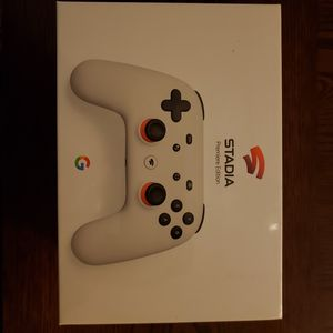 Google stadia premier edition - brand new, sealed for Sale in Manchester, CT