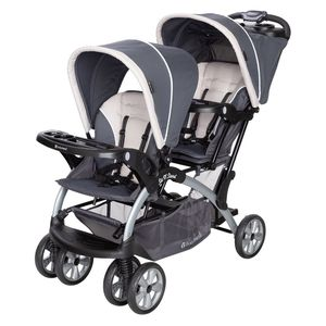 🔥 Travel System Compatible Easy Føld 5 Point Harnesś Double Strollér for Sale in Los Angeles, CA