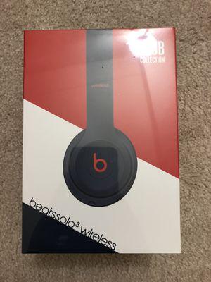 Beats solo 3 wireless for Sale in Reston, VA