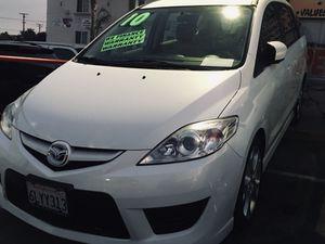 2010 Mazda 5 mini van for Sale in Whittier, CA