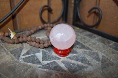 Rose Quartz Sphere for Sale in Daphne,  AL