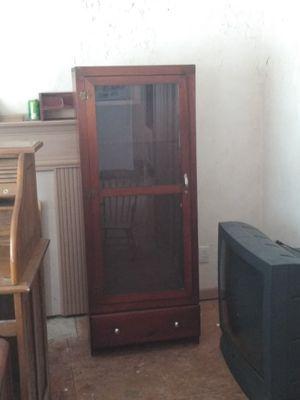 Gun case/ cabinet Brecksville for Sale in Cleveland, OH