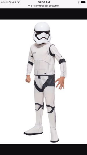 Stormtrooper Halloween Costume for Sale in Olney, MD