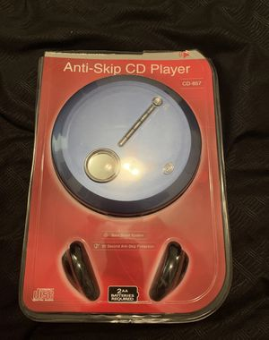 CD player for Sale in San Marcos, TX